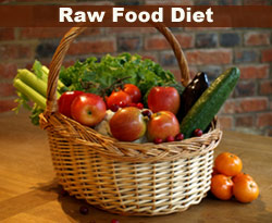 raw food diet example